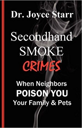 Secondhand Smoke Crimes Book