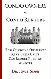 How Charging Owners to Rent Their Units
